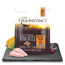 True Instinct Raw Bites Free Range Chicken for Cats