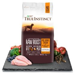 True Instinct Raw Boost Free Range Chicken for Adult Dogs