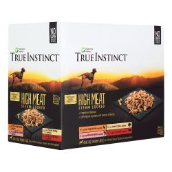 True Instinct Multipack Fillets for Medium/Large Breed Adult Dogs