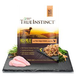 True Instinct Free Range Chicken Fillets for Medium/Large Breed Adult Dogs