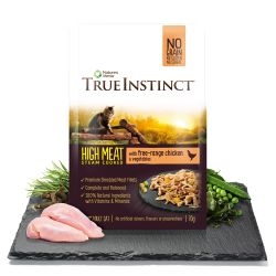 True Instinct Free Range Chicken Fillets for Cats