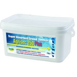 Agrisec 250+ Ground Sanitizer