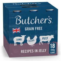 Butchers Meaty Recipe 18 Pack