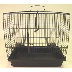 Pennine Andalusian Bird Cage Black
