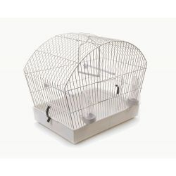 Pennine Alpine Bird Cage White