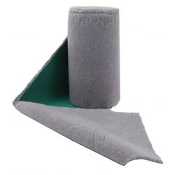 Animate Veterinary Bed Roll  Grey
