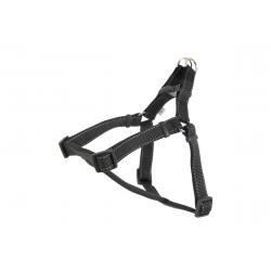 Ancol Padded Nylon Harness 4-6 Black