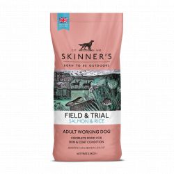Skinner's Field & Trial Salmon & Rice Hypoallergenic