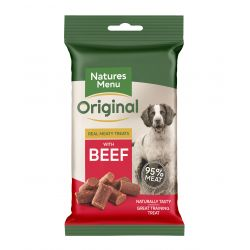 Natures Menu Original Real Meaty Treats with Beef