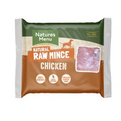 Natures Menu Just Chicken 400g Mince