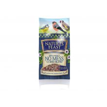 Natures Feast High Energy No Mess 12 seed Blend