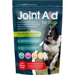 Joint Aid For Dogs + Omega 3 and the Oatinol Delivery System