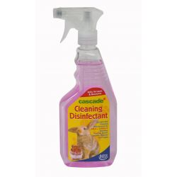 Cascade Cleaning Disinfectant for Small Animals