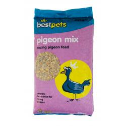 Bestpets High Performance Pigeon Mix
