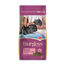 Burgess Excel Adult Chinchilla Nuggets