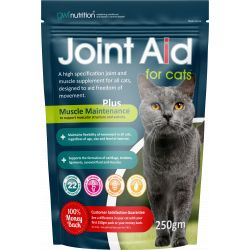 Joint Aid For Cats + Omega 3 and the Oatinol Delivery System