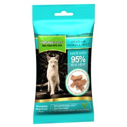 Natures Menu Real Meaty Cat Treats with Salmon and Trout