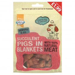 Good Boy Pigs In Blankets Pm£1.99