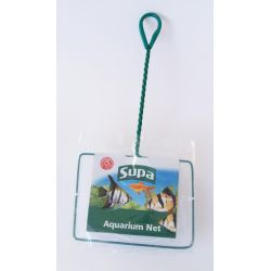 Supa Aquarium Net White