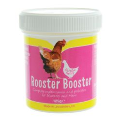 Battles Poultry Rooster Booster
