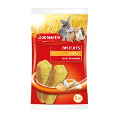 Bob Martin Egg Biscuits for Small Animals
