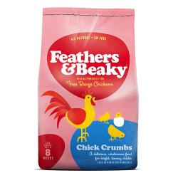 Feathers & Beaky Chick Crumb