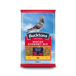 Buckton Pigeon Winter Economy Mix