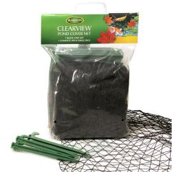 Blagdon Pond Net Fine Black