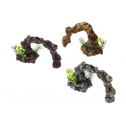 Classic Rocky Arch / Plants Assorted
