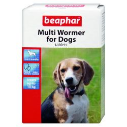 Beaphar Multi Wormer Dog