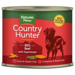 Country Hunter Beef with Superfoods