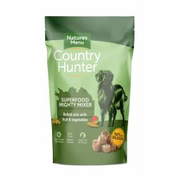 Country Hunter Superfood Mighty Mixer Rolled Oats with Fruit & Vegetables