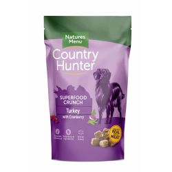 Country Hunter Superfood Crunch Turkey with Cranberry