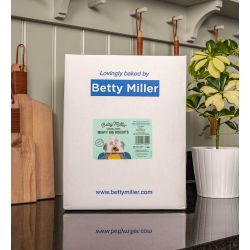 Betty Miller's Meaty Big Biscuits