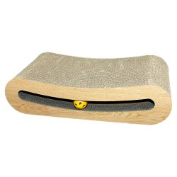 Happy Pet Smiley Cat Scratcher