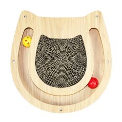 Happy Pet Moggy Cat Scratcher