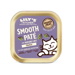 Lily's Kitchen Cat Marvellous Mature Chicken Supper