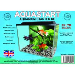 Aquastart Aquarium Starter Kit