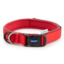 Ancol Extreme Shock Absorber Collar Red