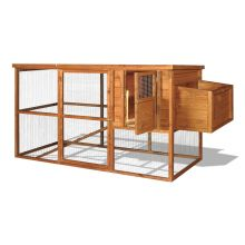 Chicken Coop 2 Boxes
