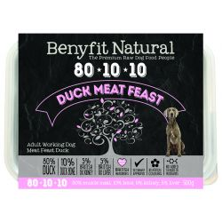 Benyfit Natural 80.10.10 Duck Meat Feast