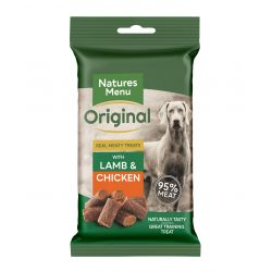 Natures Menu Original Real Meaty Treats with Lamb & Chicken