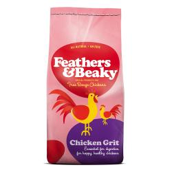 Feathers & Beaky Grit