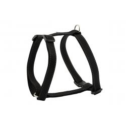 Ancol Nylon Harness 8-9 Black