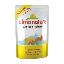 Almo Nature Classic Pouch Jelly Chicken