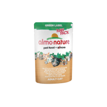 Almo Nature Green Label Raw Pack Chicken & Ham