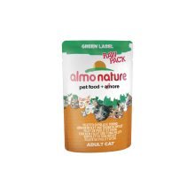 Almo Nature Green Label Raw Pack Chicken & Tuna