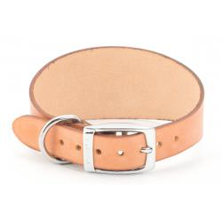 Ancol Greyhound Collar Tan