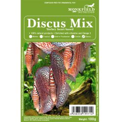 Monkfield Discus Special Food 100g Pack