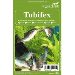 Monkfield Tubifex 100g Pack